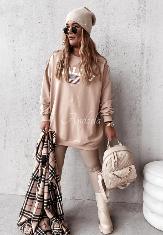 Bluza Malibu Camel