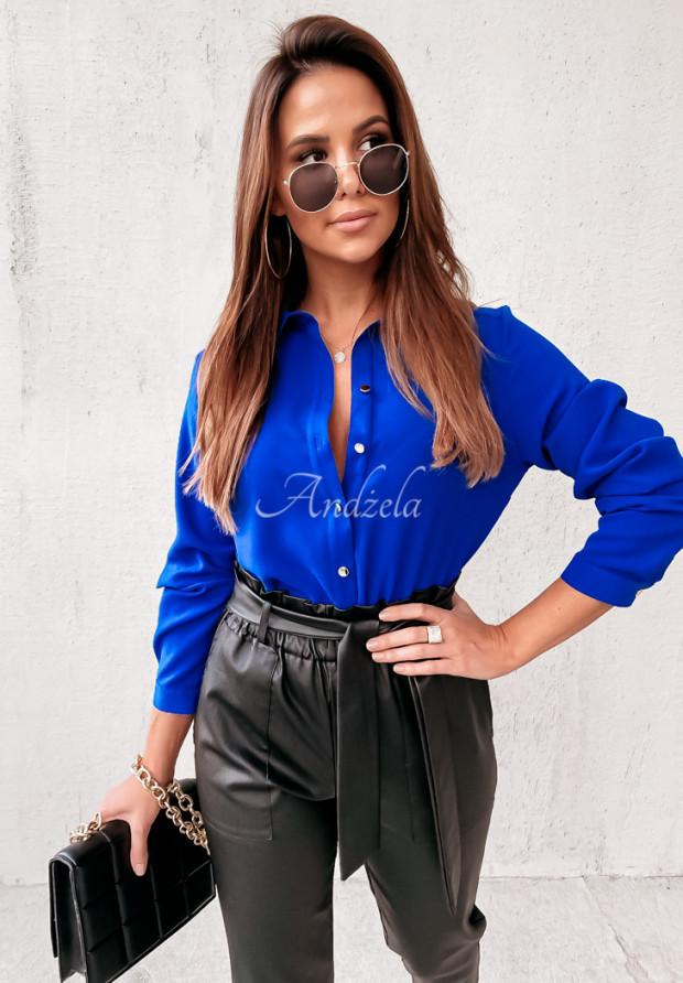 Koszula Ordinary Cobalt