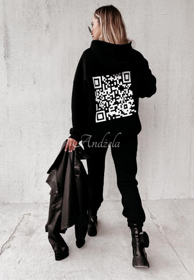 Komplet Dresowy Code Black