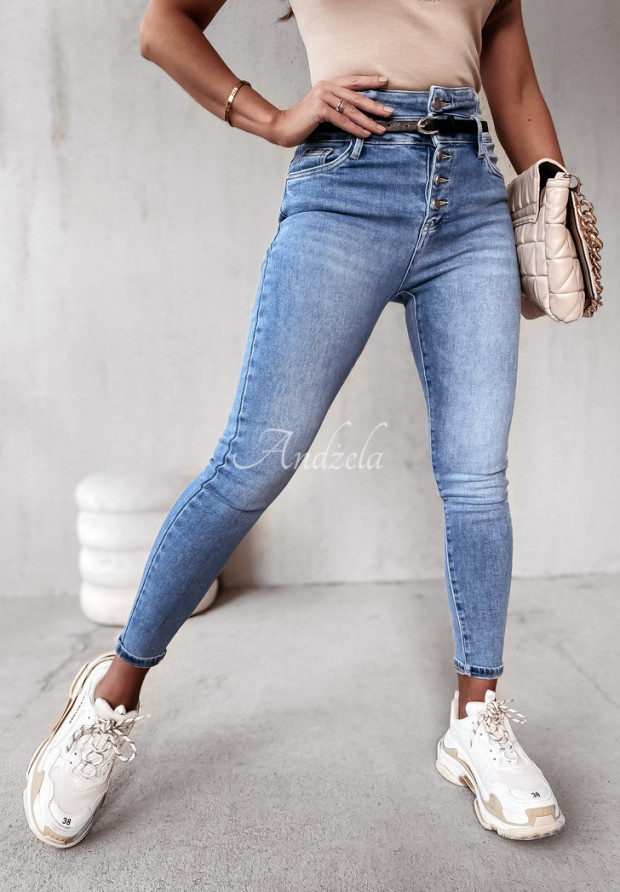 Spodnie Jeans Welman Blue