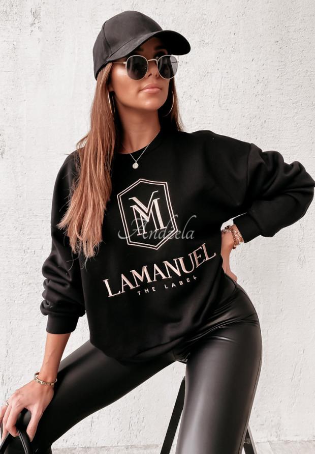 Bluza La Manuel Icon Black