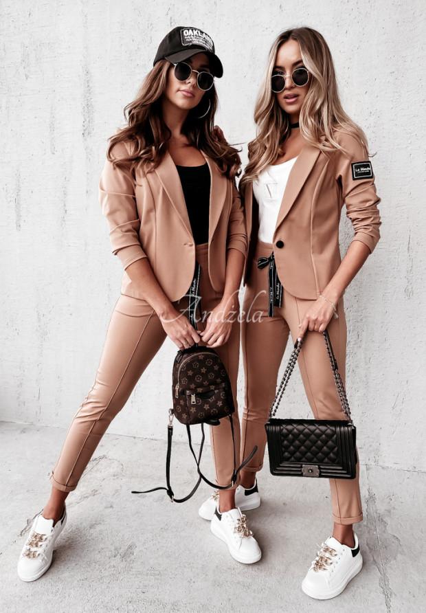 Spodnie Lavinia Camel