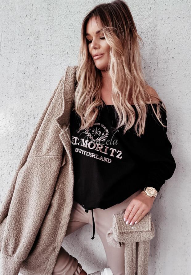 Bluza Oversize Laurell Black