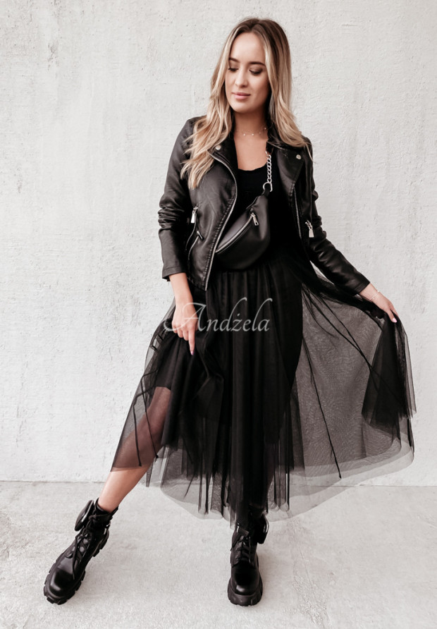 Spódnica Tiul Ginny Black