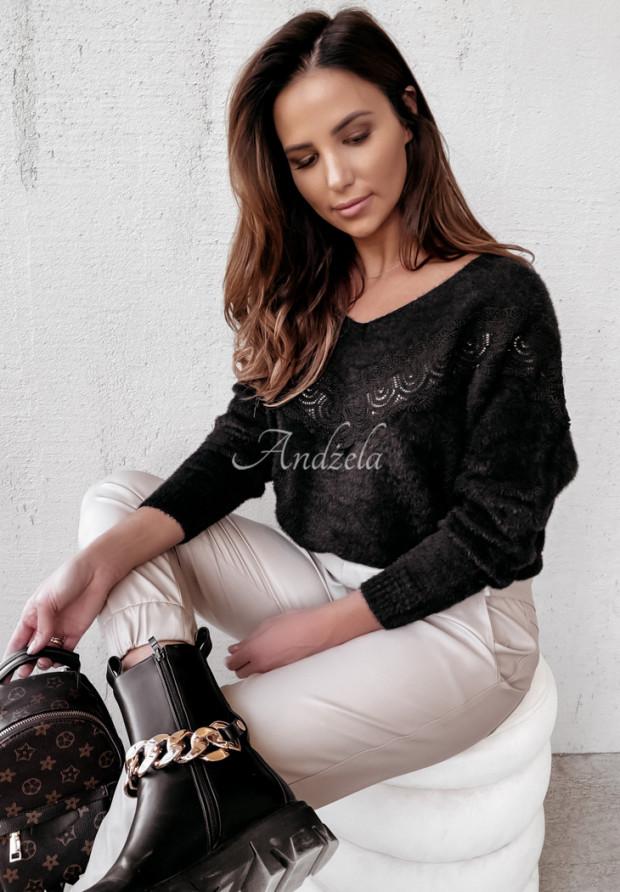 Sweter Oversize Vallery Black