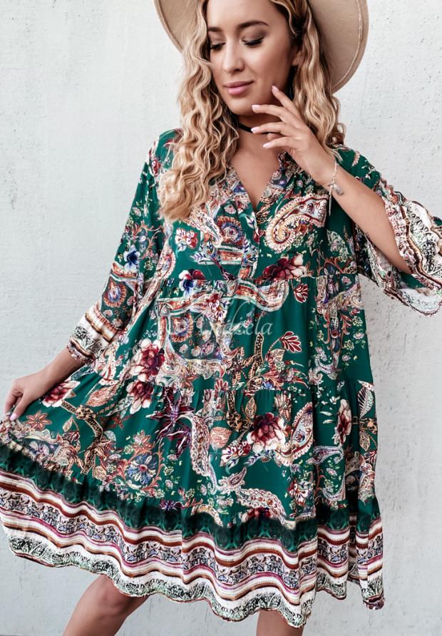 Sukienka Acapulco Green