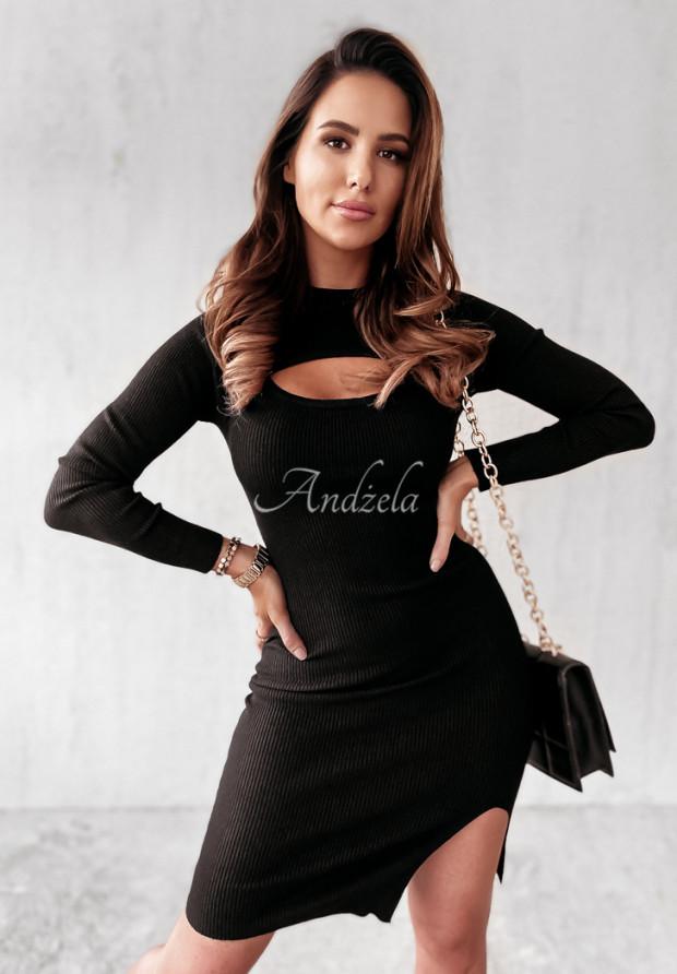 Sukienka Clary Black