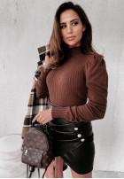 Sweter Golf Visco Brown
