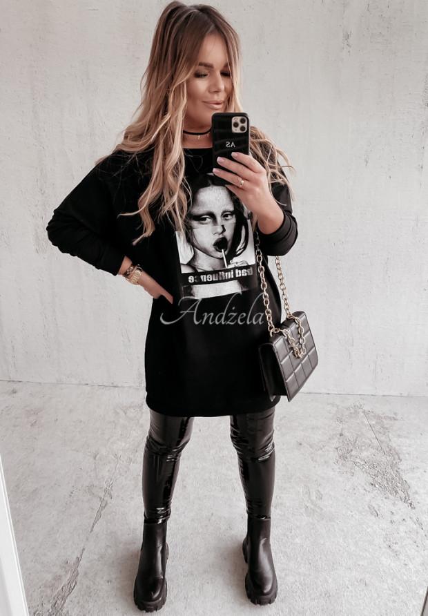 Bluza Tunika Influence Black