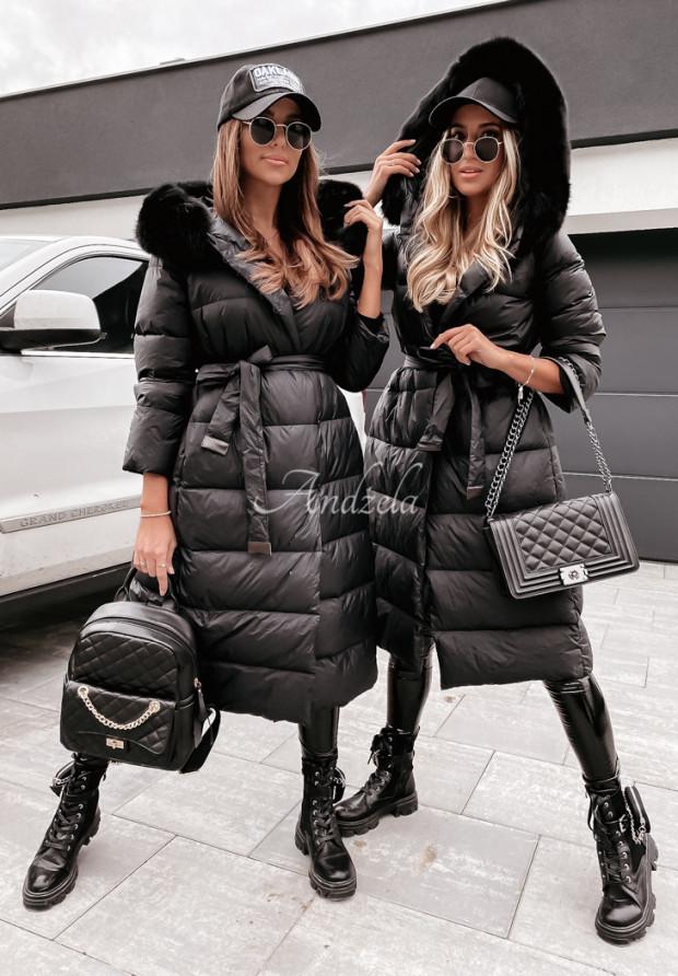 Płaszcz Ronisse Black