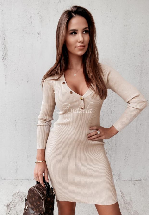 Sukienka Tilly Beige