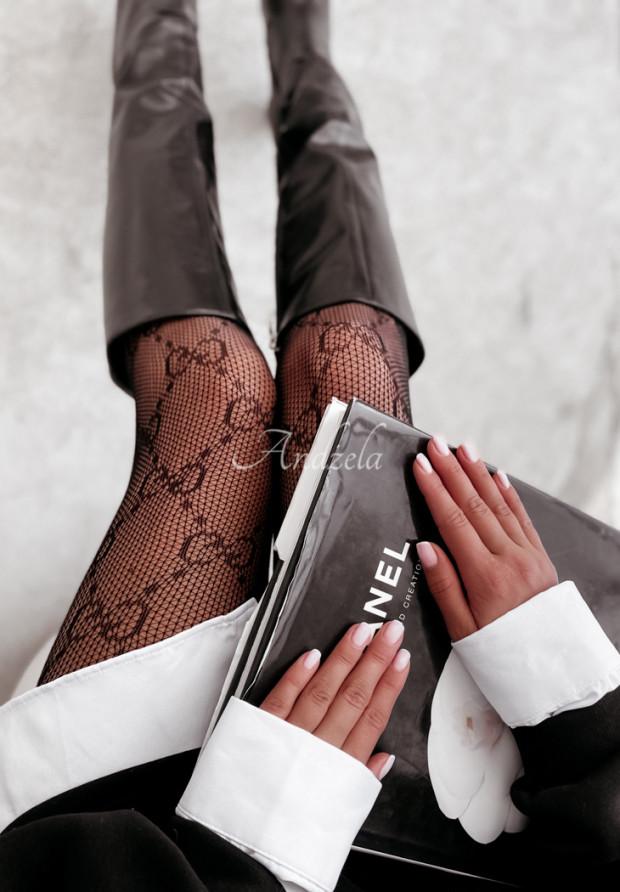 Rajstopy Glamour Black
