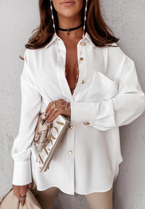 Koszula Tunika Cassandra White