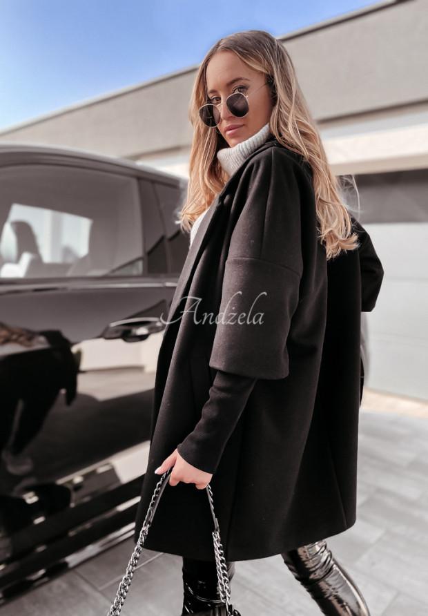 Płaszcz Oversize Olivia Black