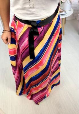 Spódnica Maxi Sattin Rainbow