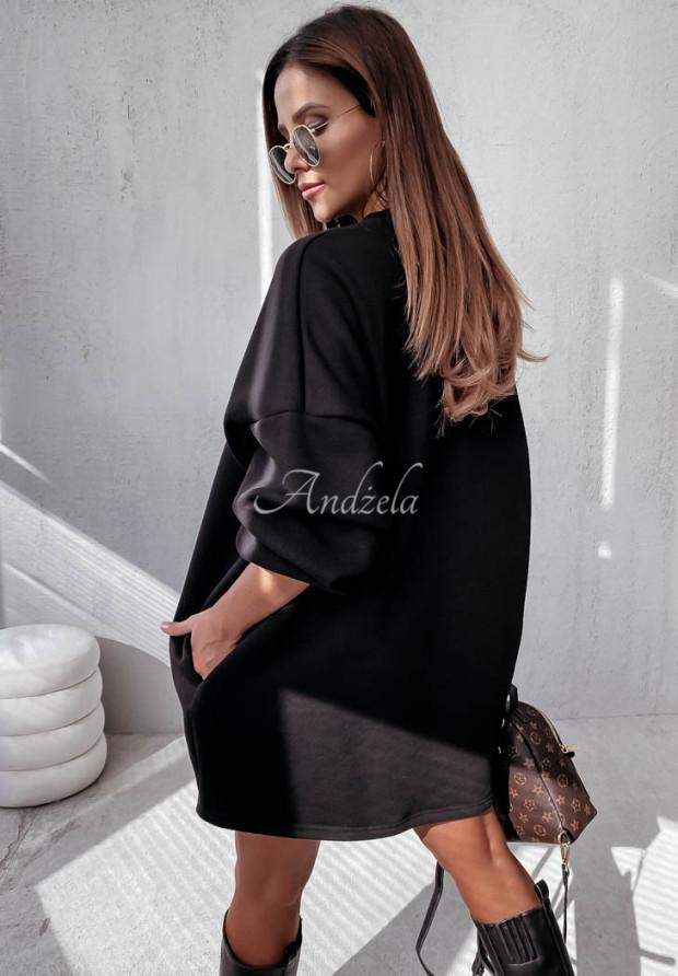 Bluza Oversize Bossa Black