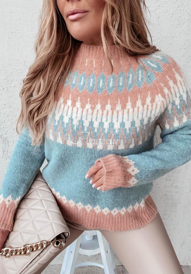Sweter Casilda Mineral