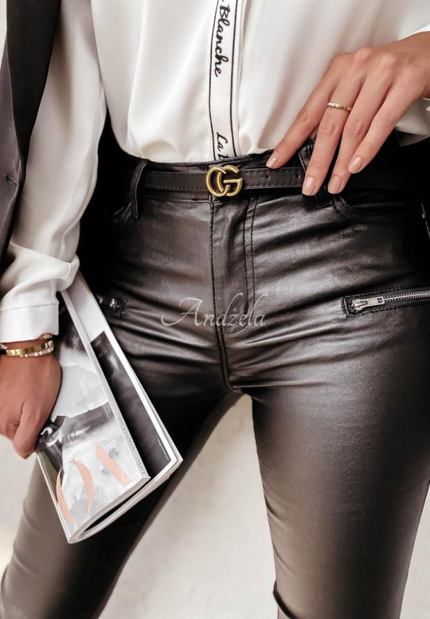 Pasek GG Thin Black