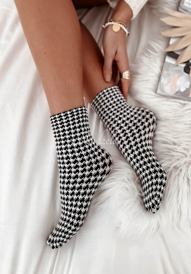 Skarpetki Pepi Black&White
