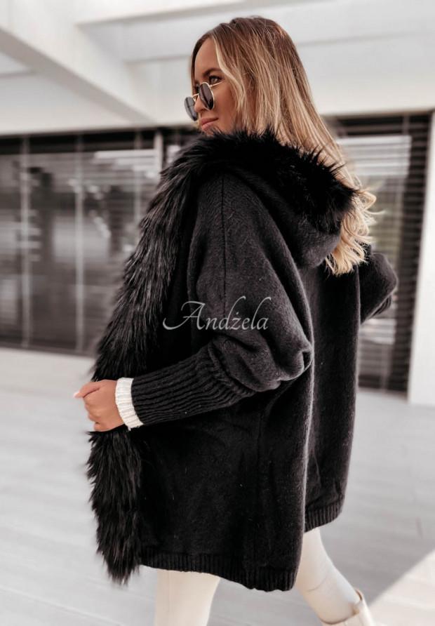 Sweter Kardigan Narania Black
