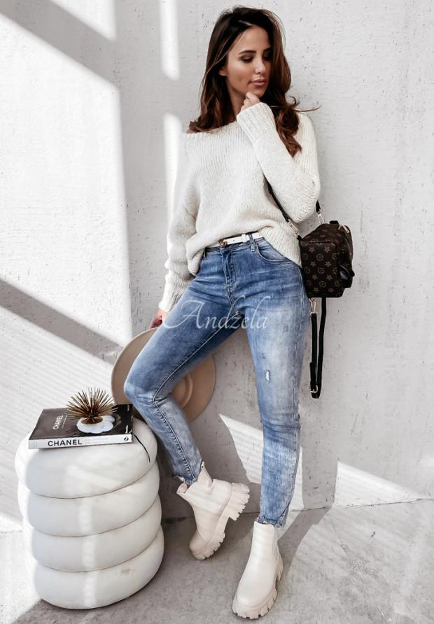 Spodnie Jeans Amarylis