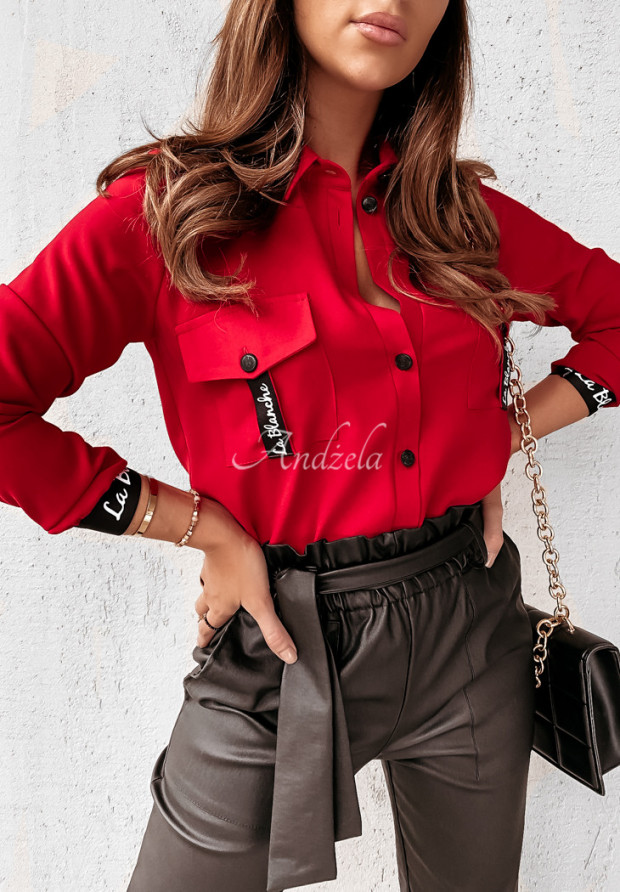 Koszula Jayla Red