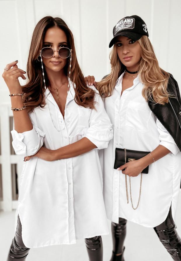Koszula Tunika Ambition White
