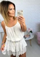 Sukienka Nasty White