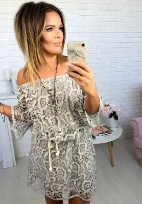 Sukienka Boho Onlys Grey