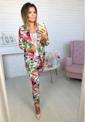 Spodnie Kwiaty Hilton II