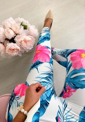 Spodnie Kwiaty Hilton III