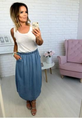Spódnica Elle Jeans Dark