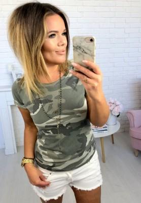 T-shirt Moro Soldier