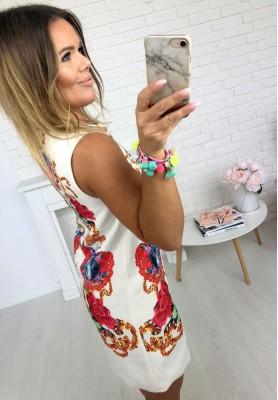 Sukienka Cayo Biała