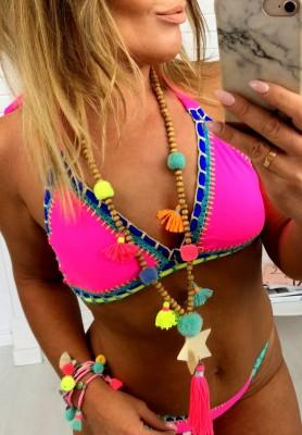 Kostium Kąpielowy Jamaica Pink