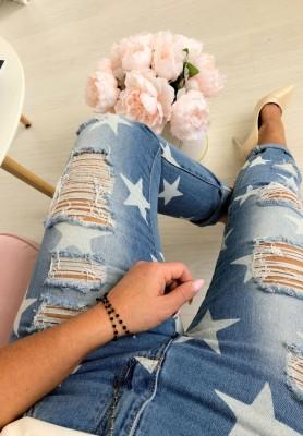 2060 Spodnie Jeans Famous