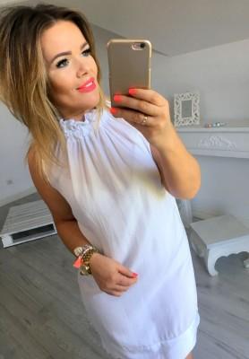 Sukienka Holiday Biała