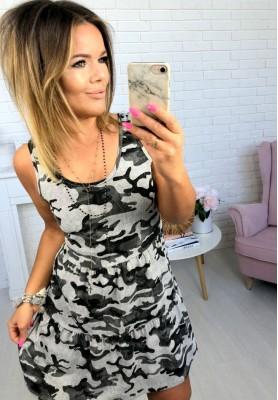 Sukienka Lisbona Moro Grey