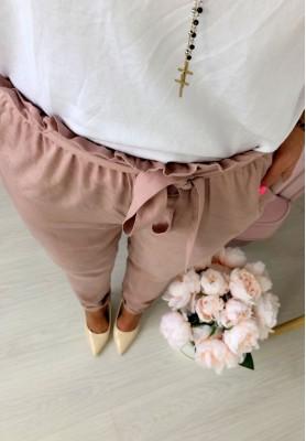 Spodnie Santana Puder