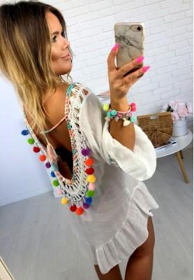 Tunika Sukienka Boho Bubbles