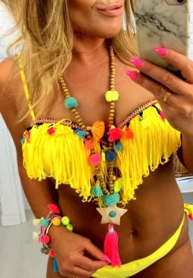 Kostium Kąpielowy Bali Yellow