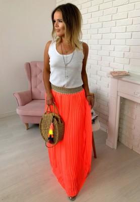 Spódnica Maxi Aztec Orange