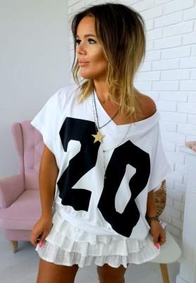 T-shirt Twenty Black