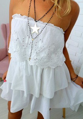 Sukienka Boho Katia White