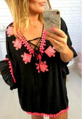 Sukienka Tunika Lissie Black