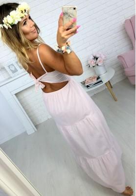 Sukienka Maxi Mandy Puder