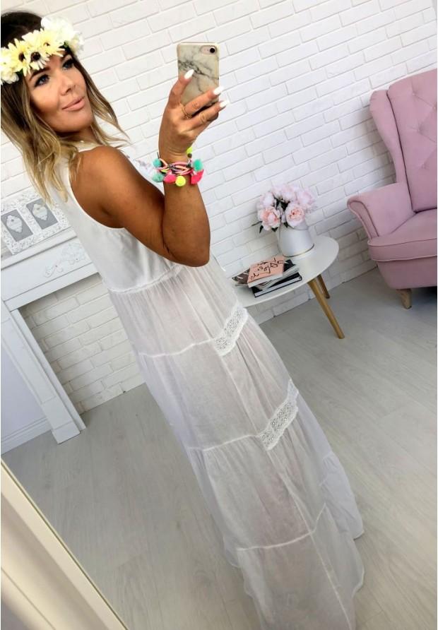 Sukienka Maxi Laval