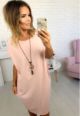 Sukienka Marie Puder