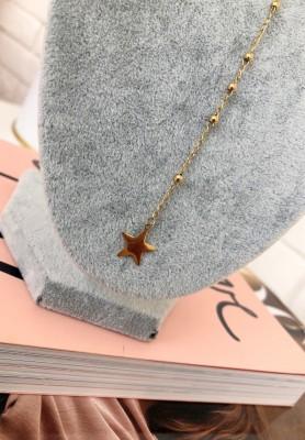 Naszyjnik Gold Star