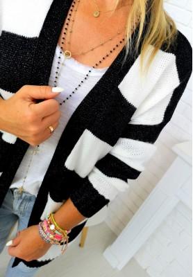 Sweter Kardigan Viva Black